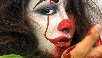 Maquillaje de escenografía