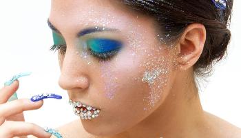 Maquillaje fantasía facial