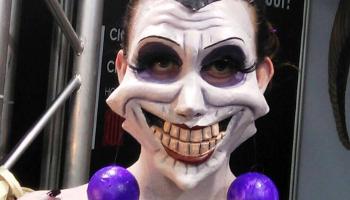 Máster avanzado en efectos especiales de maquillaje - cabeza en silicona
